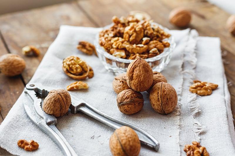 орехи холестерол